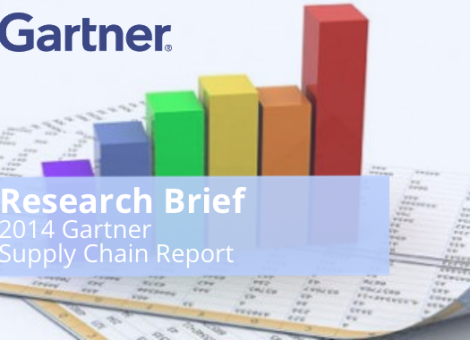 gartner supply chain report