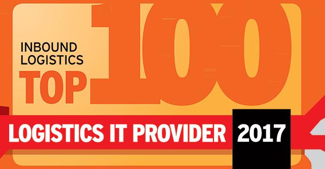 Inbound Logistics Top100 Blue Ridge 2017