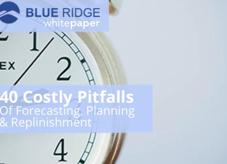 blue ridge white paper