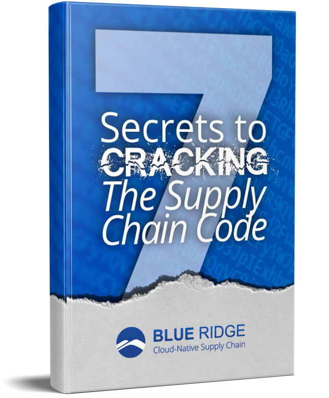 7 SECRETS TO CRACKING THE SUPPLY CHAIN CODE