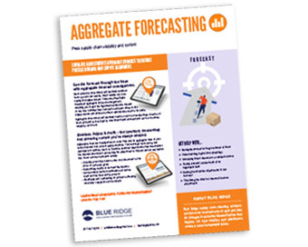 Aggregate Forecasting Solutions