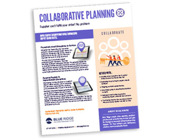 Collaborative Planning Solutions Cover