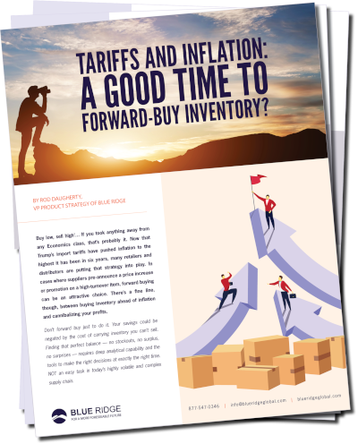 TARIFFS AND INFLATION: A GOOD TIME TO FORWARD-BUY INVENTORY? Download