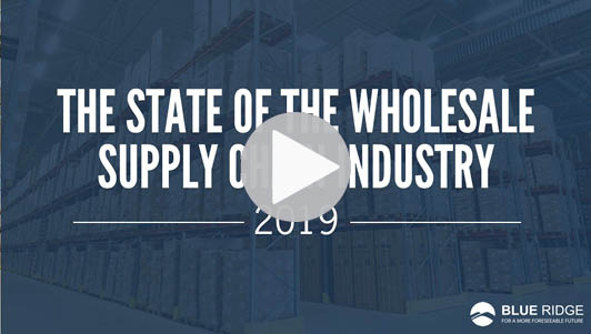 2019 state of wholesale distribution