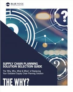 best-supply-chain-planning-software