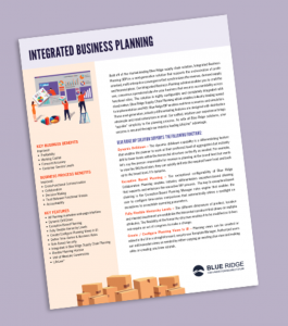 integrated-business-planning